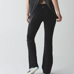 Lululemon Flare Groove Pant III (3) Yoga Pants